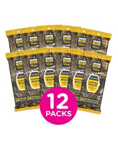 Hunting Wipes Unscented (12 pack)