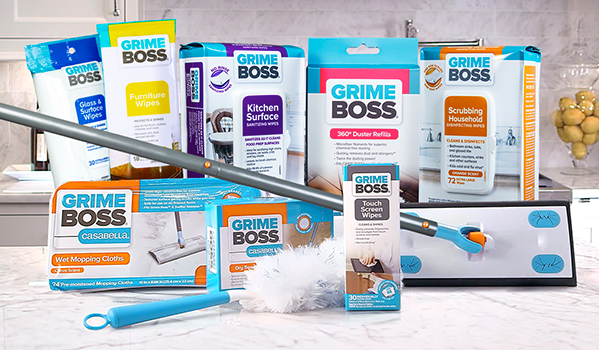 GRIME BOSS Home Products